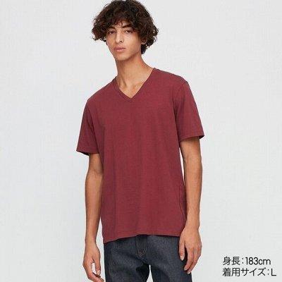 UNIQLO №12 Популярная одежда из Японии!! Рассрочка! — Мужские футболки — Футболки