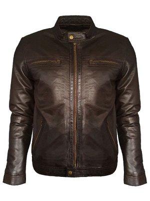 Куртка мужская REM0  Dark Brown