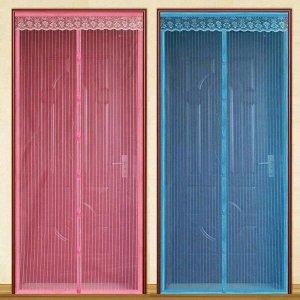Сетка дверная антимоскитная 120х210см без узоров