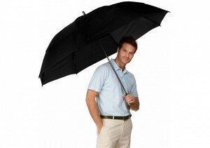 Зонт-полуавтомат, d-100 см