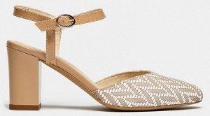 Туфли открытые Женская Обувь Лето