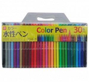 Фломастеры Color Water Pen 30штук.