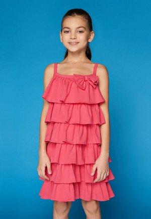 Платье детское для девочек Hazira 1 розовый