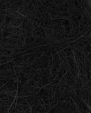 Сизаль натуральная 100 гр уп цвет черный
