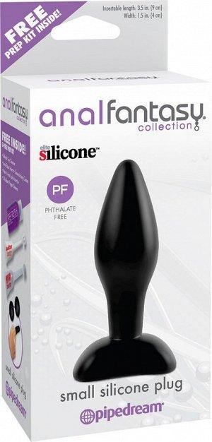 Анальная пробка Small Silicone Plug