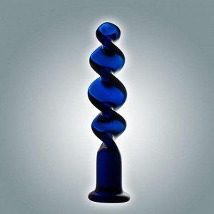 Спиралевидный стимулятор из стекла Джага