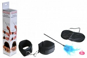 Набор для фетиша Sensual Seduction Kit