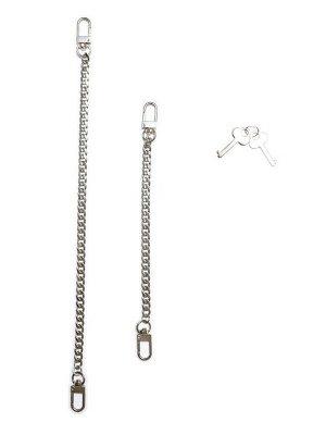 Эксклюзивные наручники со сменными цепями Be Mine
