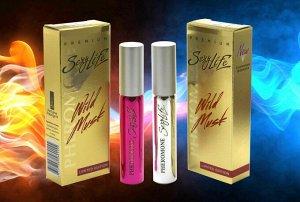 "Ароматизирующее масло для женщин ""Wild Musk"" Premium философия аромата Boss ma vie №5 (10 мл)"