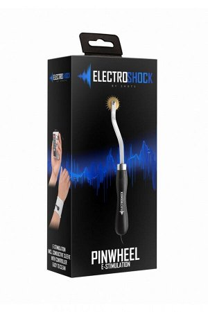 Колесо Вартенберга с электростимуляцией Pinwheel Shots Electroshock