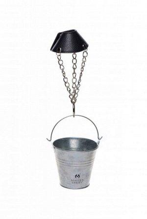 Утяжка-парашют на мошонку с ведерком для груза Master Series Hells Bucket Ball Stretcher