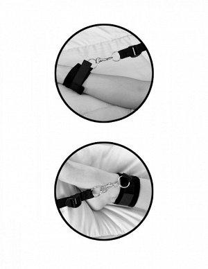 Фиксаторы с креплением под матрас Wraparound Mattress Restraints