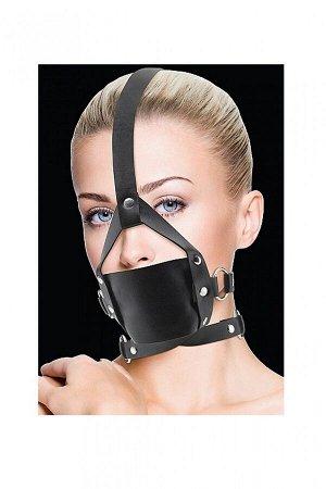 Кляп Leather Mouth Gag