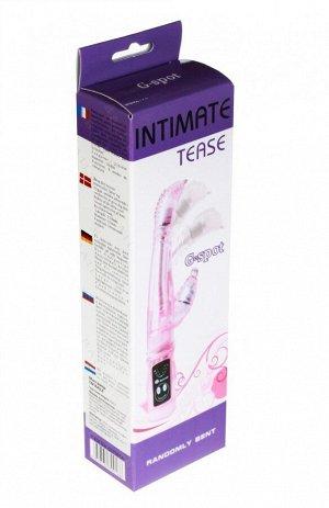 Гнущийся вибратор для точки G Intimate Tease (6 режимов)