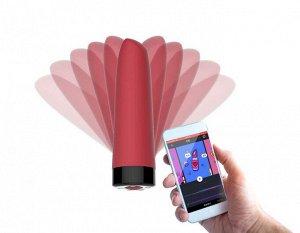 Мощный мини-вибратор Magic Motion Awaken App Controlled Mini Vibrator (7 реж, синхрониз. со смартфоном)
