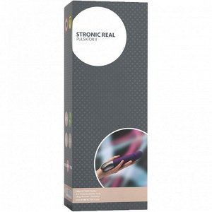Мощный пульсатор Stronic Real (10 режимов пульсации)
