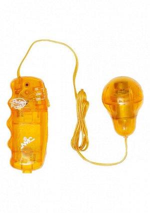 Сиреневое вибро-яйцо с пультом управления Gyrating Motion Juzy (2 скорости)