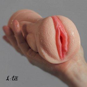 Двойной супер реалистичный мастурбатор Goddess of Love (вагина и рот)