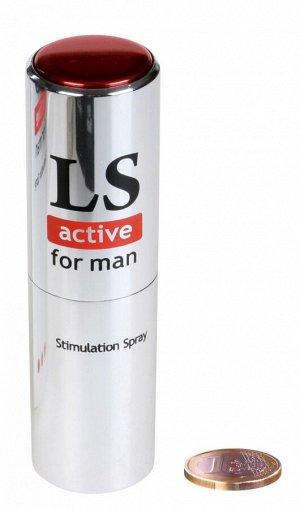 Возбуждающий спрей для мужчин ACTIVE (18 мл)