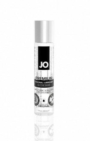 Нейтральный лубрикант на силиконовой основе JO Premium (30 мл)
