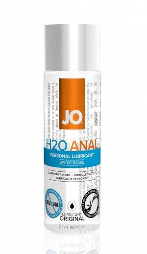 Анальный лубрикант на водной основе Anal H2O (60 мл)
