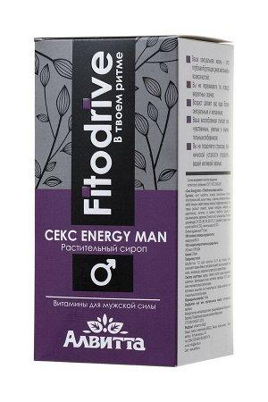 Сироп для мужчин Fito Drive «Секс energy man» (230 мл)