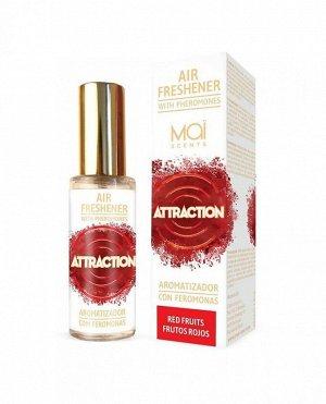 Освежитель воздуха Mai Attraction с феромонами (красные фрукты) 30 мл
