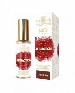 Освежитель воздуха Mai Attraction с феромонами (шоколад) 30 мл
