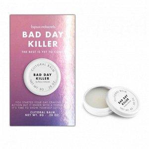 Возбуждающий клиторальный бальзам Bad Day Killer с ароматом аниса (8 г)