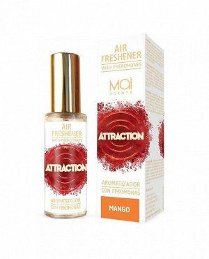 Освежитель воздуха Mai Attraction с феромонами (манго) 30 мл