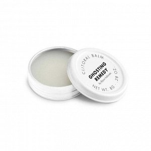Возбуждающий клиторальный бальзам GHOSTING REMEDY с ароматом ветивера (8 г)
