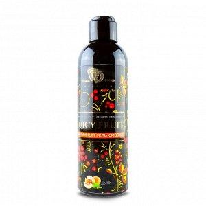 Лубрикант Juicy Fruit на водной основе с ароматом ДЫНИ (200 мл)