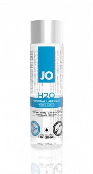 Классический лубрикант на водной основе Lubricant H2O Original (120 мл)
