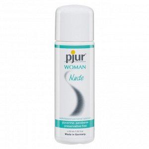Женский лубрикант для чувствительной кожи на водной основе PJUR Nude (30 мл)
