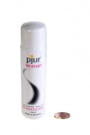 Концентрированный лубрикант для женщин на силиконовой основе pjur Woman (100 мл)