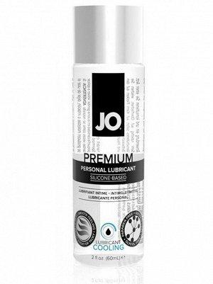 Охлаждающий лубрикант на силиконовой основе Premium Lubricant Cool (60 мл)