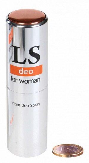 Интимный дезодорант для женщин DEO (18 мл)