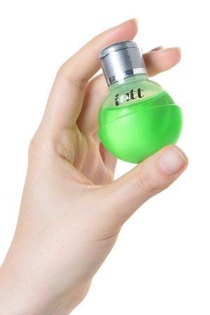 Разогревающее съедобное масло для массажа с ароматом лайма FRUIT SEXY (40 мл)