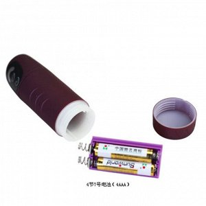 Ротационный страпон Sensual Comfort Strap-On (7 режимов)