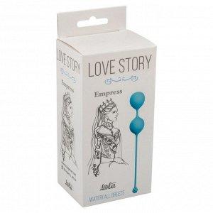 Небольшие вагинальные шарики Love Story Empress Waterfall Breeze (68 г)