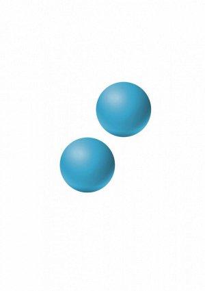 Средние голубые вагинальные шарики без сцепки Lexy Medium