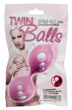 Вагинальные шарики Twin Balls