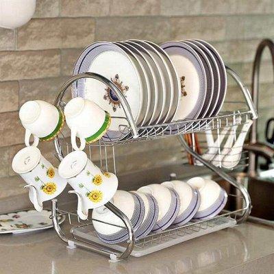 Любимая посуда и бытовые мелочи◇Акции и Скидки от поставщика — Сушилка и органайзеры для посуды — Системы хранения