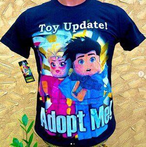 Мир модных футболок  для всей семьи.  Likee,  Brawl stars — Fortnite,  Roblox,  Mega Neon  - Футболки — Футболки