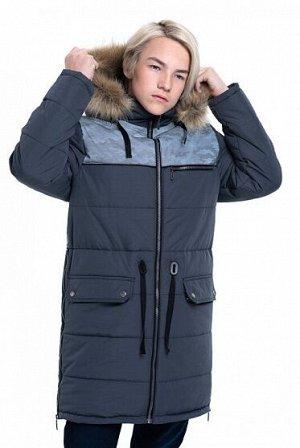 П/пальто , син Зима