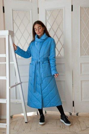 Куртка женская зимняя (пояс) (синтепон 300)