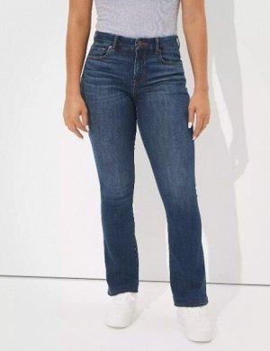 AE Ne(x)t Level Curvy High-Waisted Skinny Kick Jean