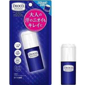 Rohto DEOCO Лечебный дезодорант-карандаш 13 г