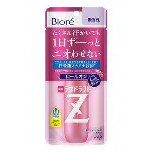 Biore Z Лечебный дезодорант без запаха (40 мл)