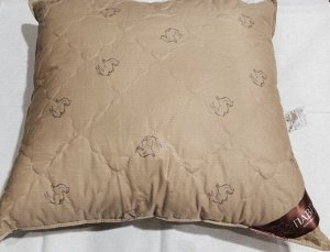 Подушка из верблюжьей шерсти Верби 70х70см